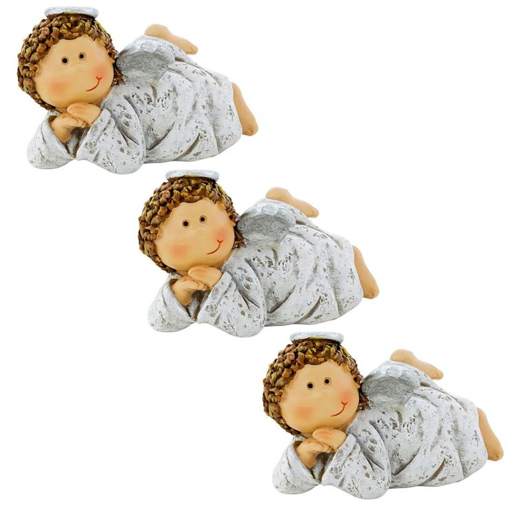 Set of 3 high quality, this Angel for decoration – Bild 1