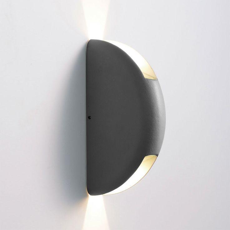 Trois appliques à LED pour bien éclairer l'espace extérieur – Bild 5