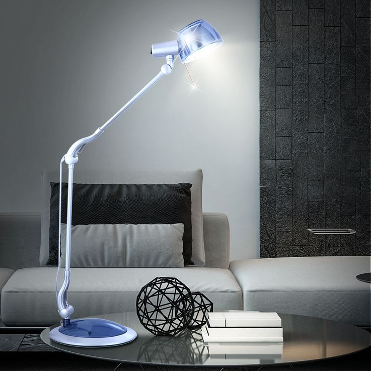 LED table lamp for your desktop with height adjustment – Bild 2