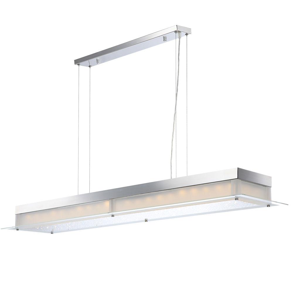 64 watt led pendelleuchte mit fernbedienung sokrates lampen m bel r ume wohnzimmer. Black Bedroom Furniture Sets. Home Design Ideas