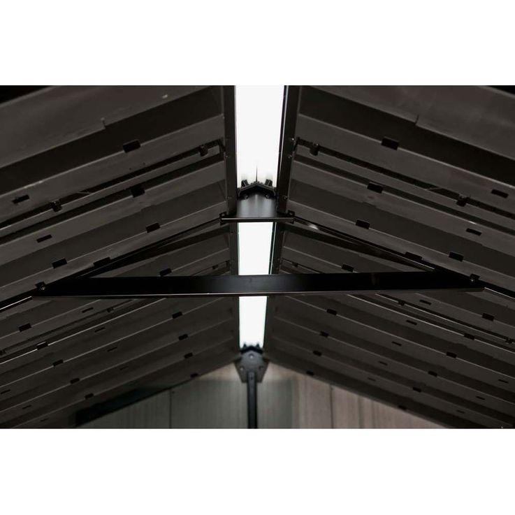 Tepro Kunststoffgerätehaus OAKLAND – Bild 2