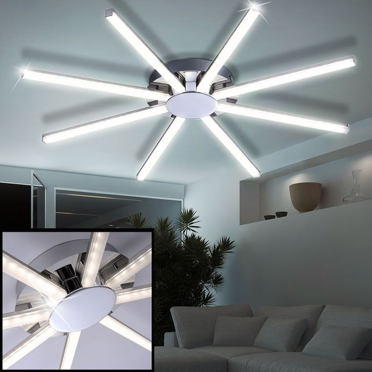 24 watt LED ceiling lamp for your living room – Bild 2