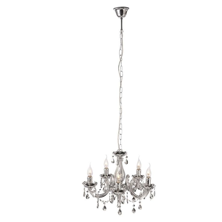 Luxury chandelier with a diameter of 44 cm – Bild 1