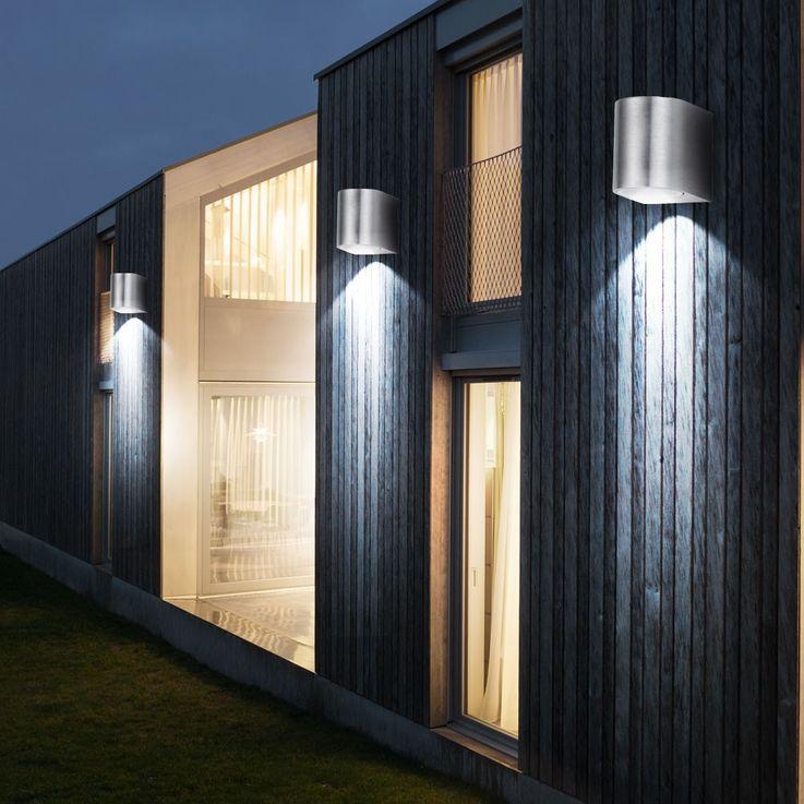Lampe de mur de LED RVB pour l'usage extérieur avec télécommande – Bild 6