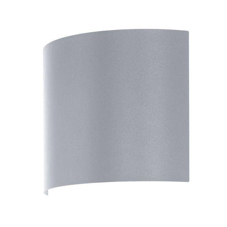 Robuste LED Wandleuchte aus verzinktem Stahl CORFINO – Bild 1