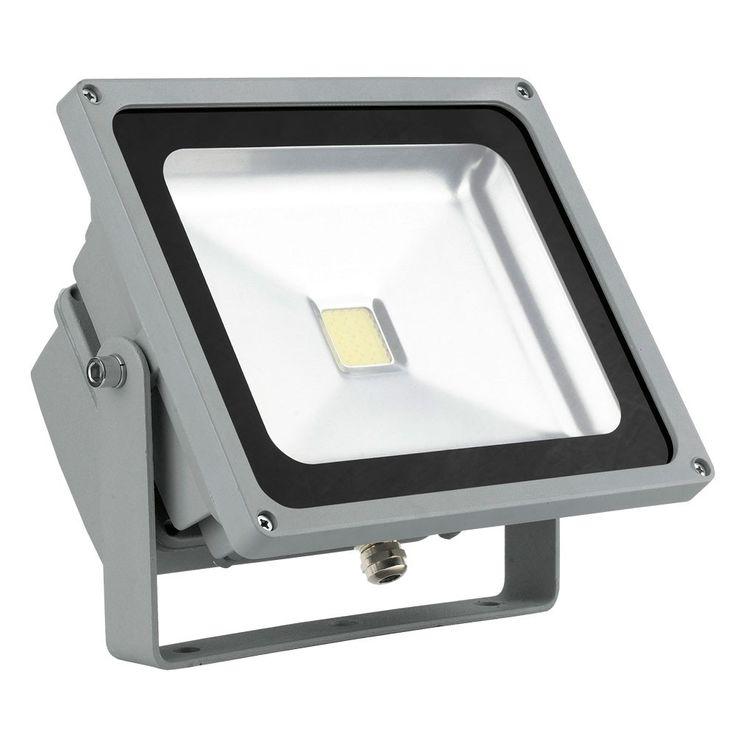 10 watt LED outdoor bulb plot floodlights glow projector lamp Eglo 93473 – Bild 1