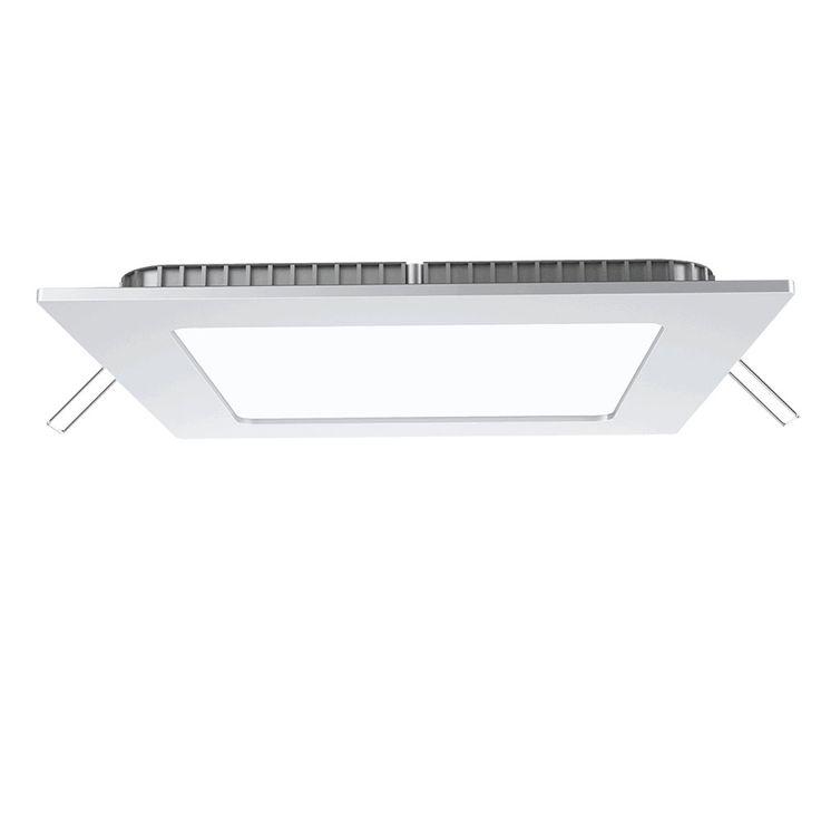 18 Watt LED Panel Decken Einbau Leuchte Alu Wohn Büro Raum Raster Tageslicht Beleuchtung V-Tac 4871 – Bild 1