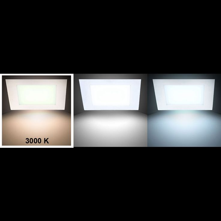 High Quality LED Panel Recessed Downlight Wall Lamp Warm White V-TAC 4819 – Bild 3