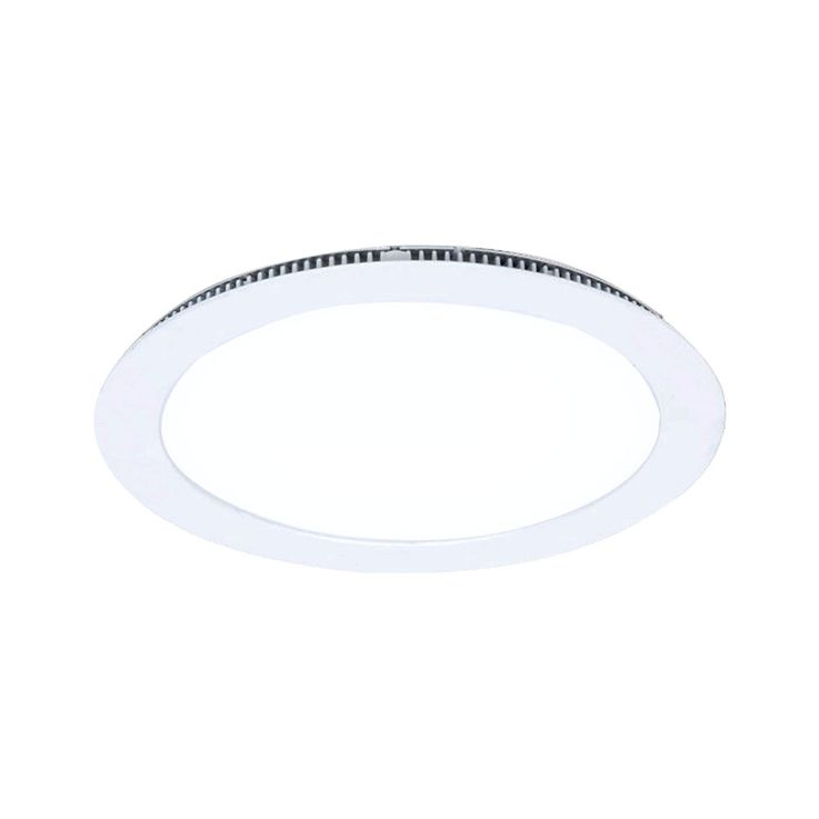 Luxury LED 22 Watt built-in ceiling panel living room grid round daylight V-Tac 4833 – Bild 1