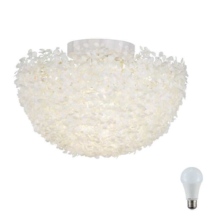 Elegant LED ceiling light for the living room – Bild 1