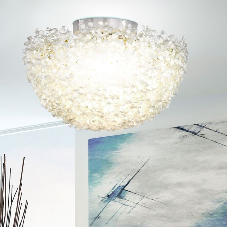 Elegant LED ceiling light for the living room – Bild 3