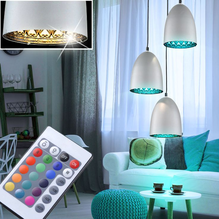 RGB LED pendant light for your corridor with remote JONNY – Bild 2