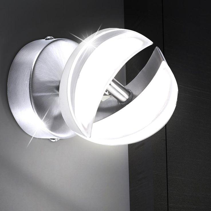 Hochwertige LED Wandleuchte für den Wohnraum – Bild 2