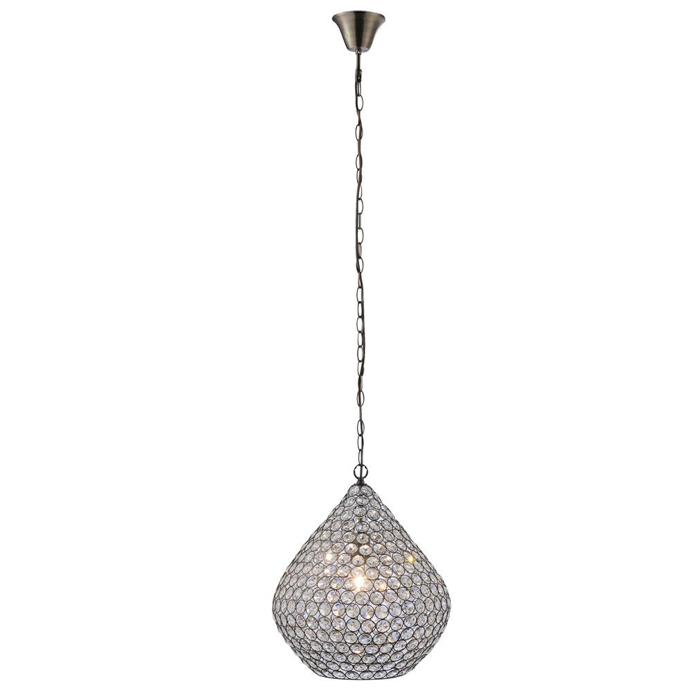 Orient Hänge Lampe Schlafzimmer Pendel Strahler Kugel