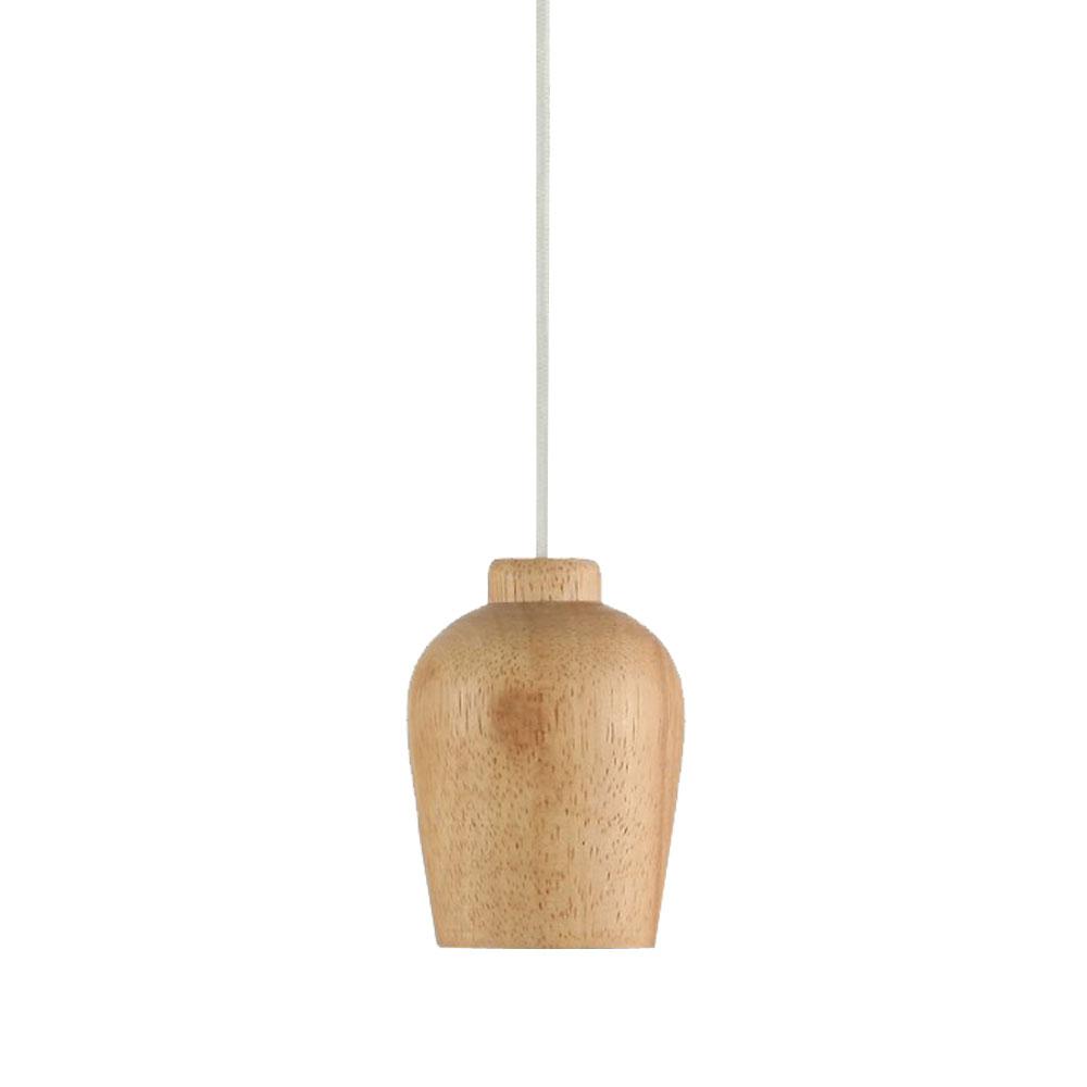 vintage h nge lampe decken holz schirm leuchte ess zimmer k chen pendel lampe ebay. Black Bedroom Furniture Sets. Home Design Ideas