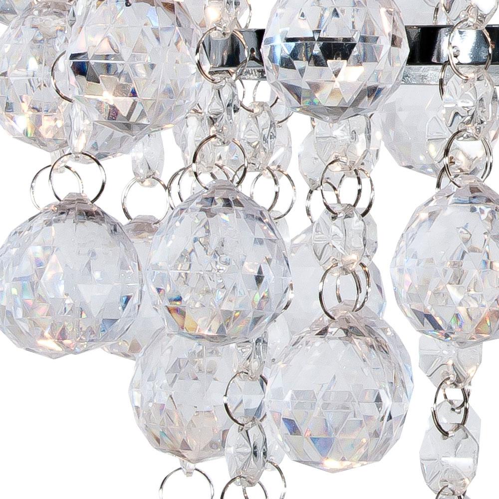 luxus pendelleuchte f r den wohnraum mit kristallen london lampen m bel innenleuchten. Black Bedroom Furniture Sets. Home Design Ideas