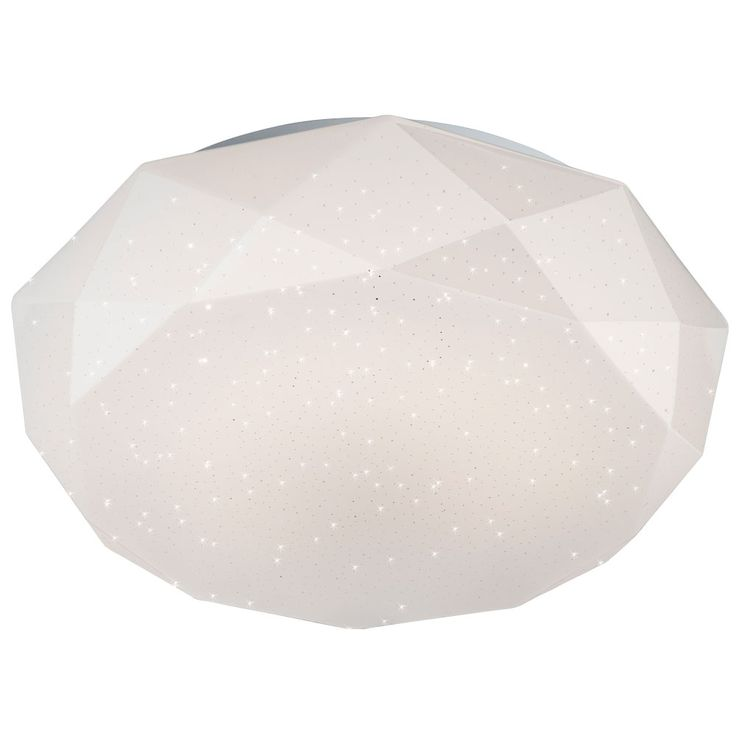 LED 12 Watt Ceiling Light Guest Room Diamond Lamp Stars Effect Spotlight Nino Lights 63252207 – Bild 1