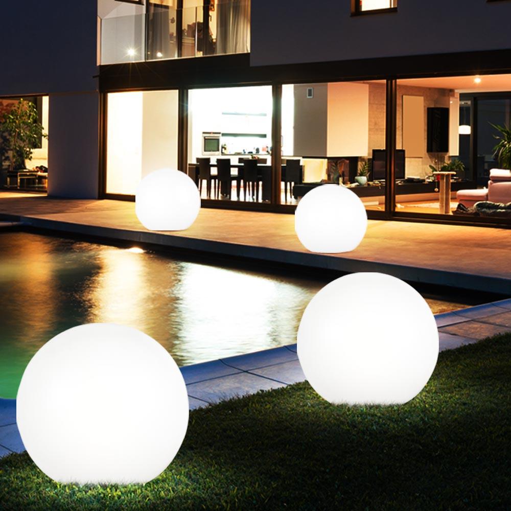 led solar au en lampe garten nacht licht balkon. Black Bedroom Furniture Sets. Home Design Ideas