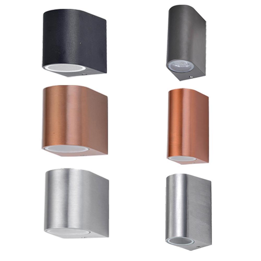 led up down au enleuchten aus aluminium. Black Bedroom Furniture Sets. Home Design Ideas