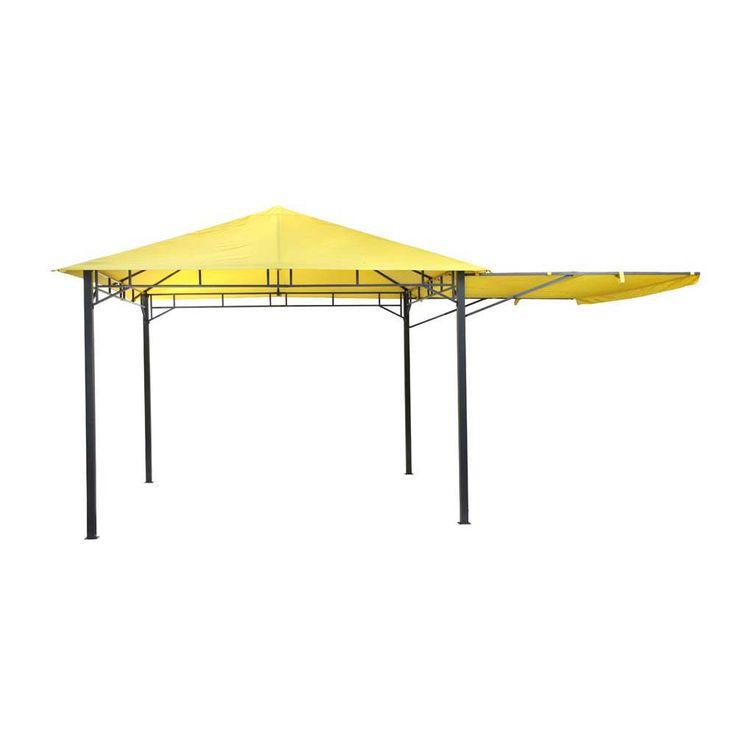 Pavillon gelb TEPRO LEHUA 330x330x285 cm – Bild 4