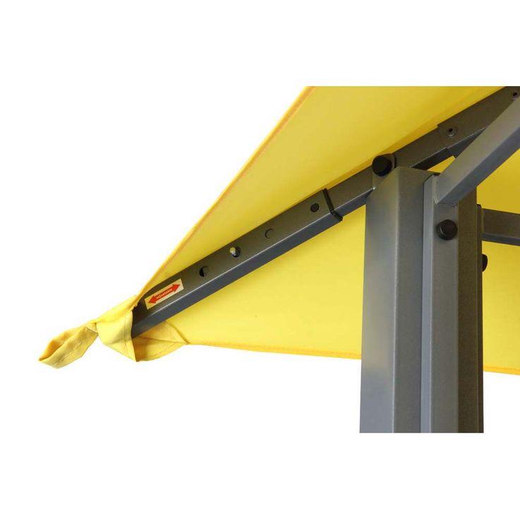 Pavillon gelb TEPRO WAYA 330x330x290 cm – Bild 7