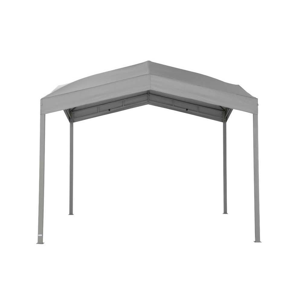 Pavillons - Pavillon grau TEPRO MARABO 305x305x275 cm  - Onlineshop ETC Shop
