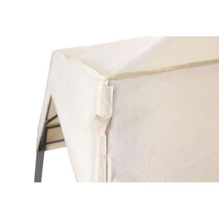 Pavillon beige TEPRO MARABO 305x305x275 cm – Bild 8