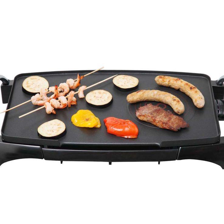 2200W Elektro Tisch Grill TEPRO ODESSA BBQ Garten Terrasse Balkon Outdoor4040N – Bild 10