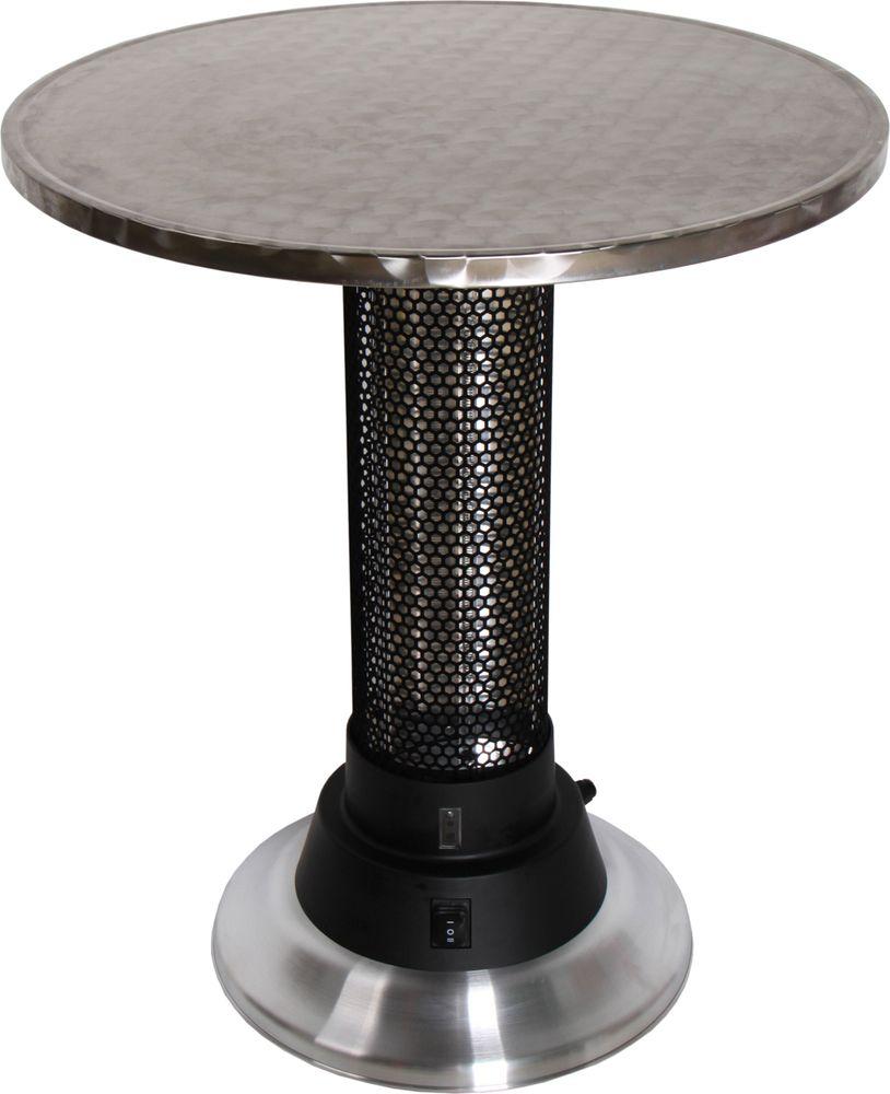 Heizstrahler Tisch 220-240V max. 900W mit Bewegungssensor 106090