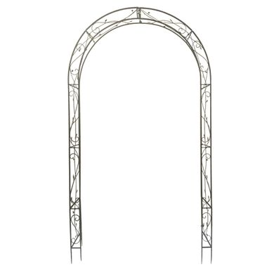 Rose Arch Rank Grid Help Pergola Gate Arch Rust Look Frame Spalier  Harms 950310 – Bild 1