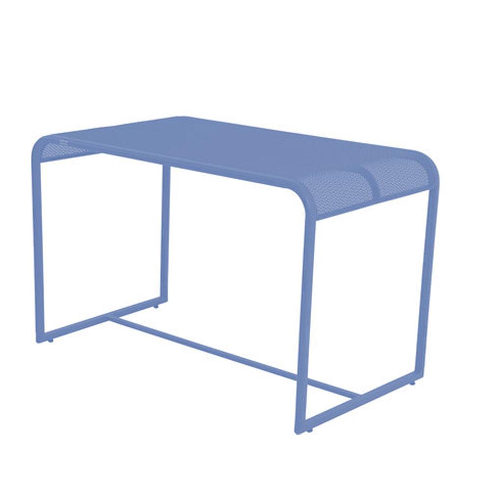 Gartentische - MWH Balkontisch Benco blau 110x63x70 cm  - Onlineshop ETC Shop