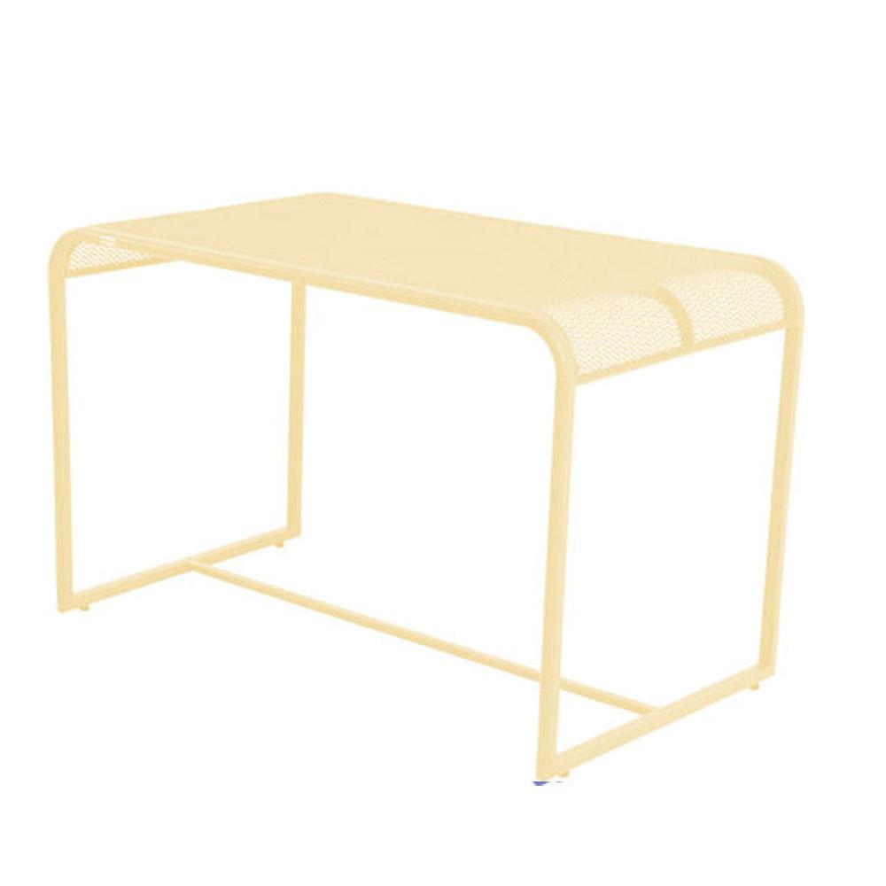 Gartentische - MWH Balkontisch, Metall, gelb, BENCO  - Onlineshop ETC Shop