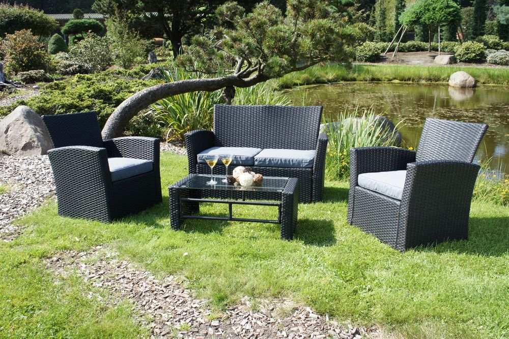 Gartenmöbel Sets - Sofa Set OXFORD zerlegt  - Onlineshop ETC Shop