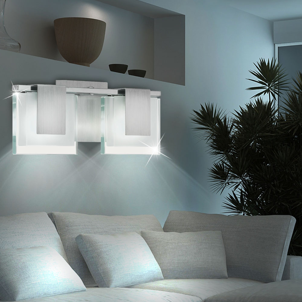 Etc Shop Set Of 2 Wall Lights For The Living Room Clap