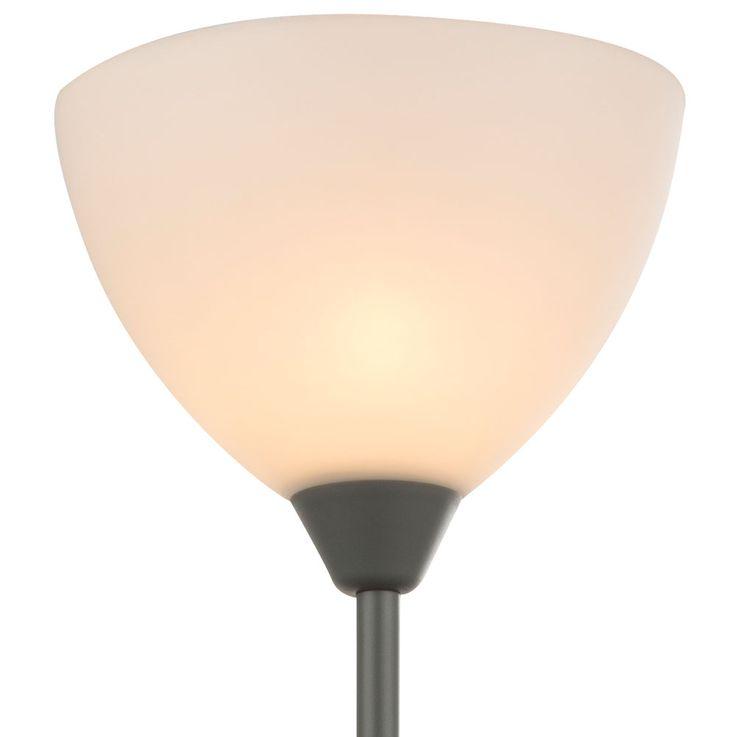 Design Steh Lampe Decken Fluter Wohnraum Flexo Arm Lese Leuchte Schalter Globo 58469 – Bild 4