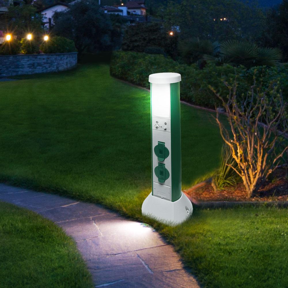 led solarkugelleuchten 2 x 3er set solar glaskugel ena mit wechselnden lichtfarben solarspie. Black Bedroom Furniture Sets. Home Design Ideas