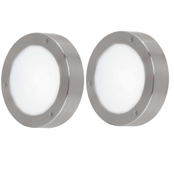 2 set LED wall lamps for your outdoor VENTO – Bild 1