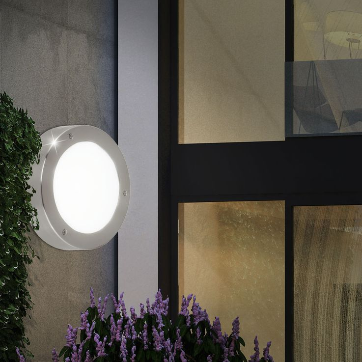 2 set LED wall lamps for your outdoor VENTO – Bild 3