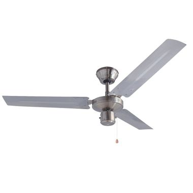 Powerful ceiling fan 60 W Cooling fan Cooling fan Backstroke Summer Winter Bestron DT48C – Bild 1