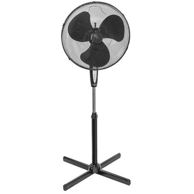 Stand fans rotatable Fan Air freshener height adjustable white black Remote control – Bild 8