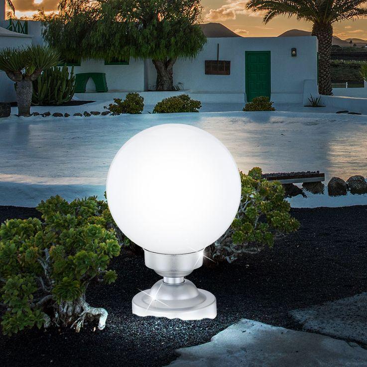 Set of 2 LED solar light for outdoor use – Bild 5