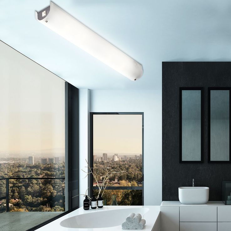 LED mirror light for ceiling and wall mounting – Bild 3