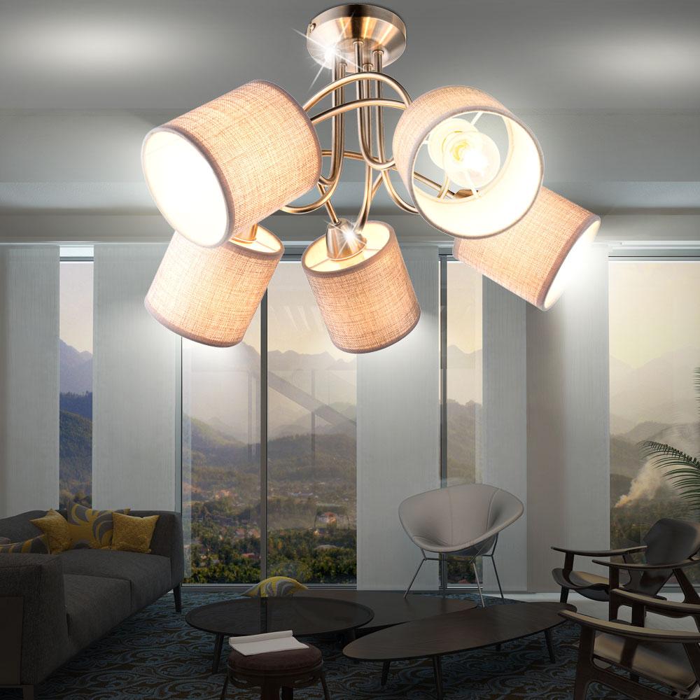 led deckenstrahler f r ihre vier w nde aus stoff paco unsichtbar lampen m bel innenleuchten. Black Bedroom Furniture Sets. Home Design Ideas
