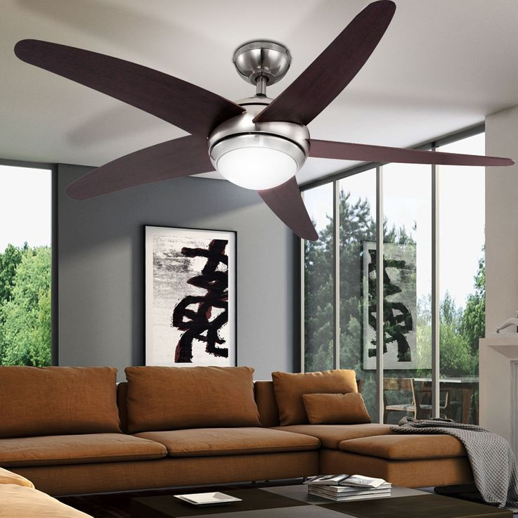 Ceiling fans in various designs – Bild 6