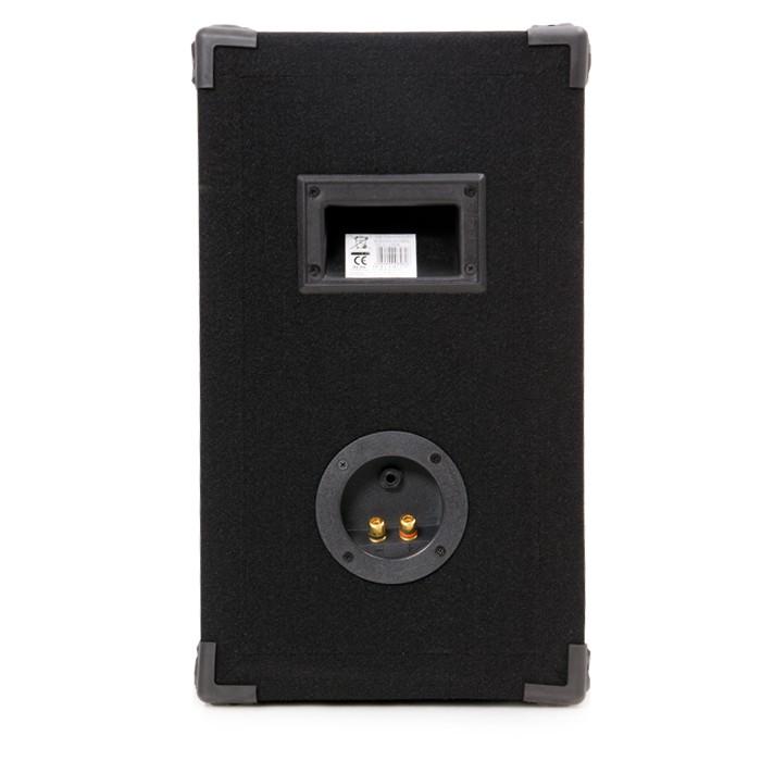 Musikanlage mit PA Boxen und Bluetooth Verstärker DJ-Future – Bild 3