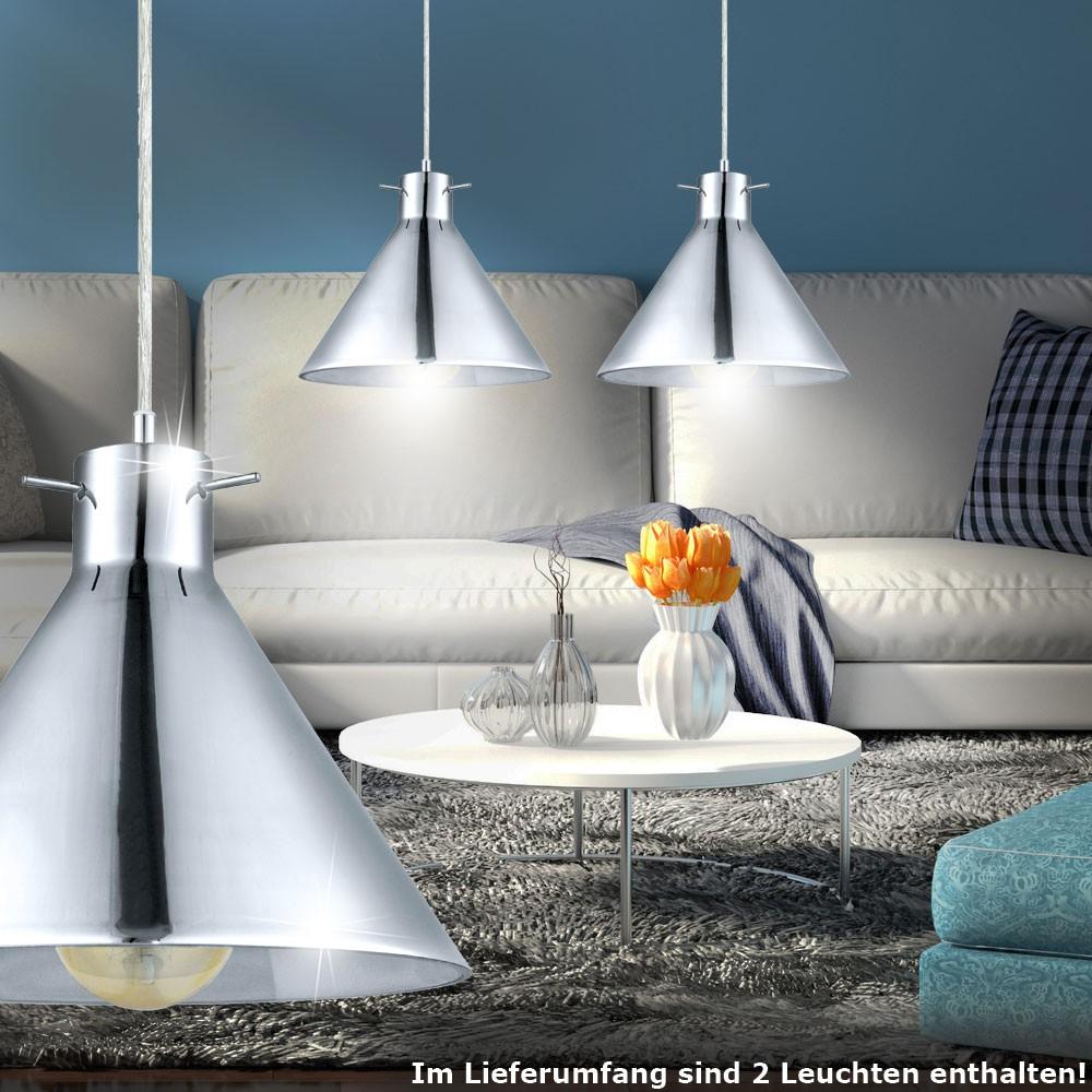 Set Of 3 Pendulum Lights Dining Room Kitchen Spotlight