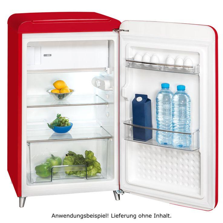 Tief Kühl Schrank Restaurant Bar Eis Fach Kühler verschiedene Farben Exquisit RKS130-11A++ – Bild 9