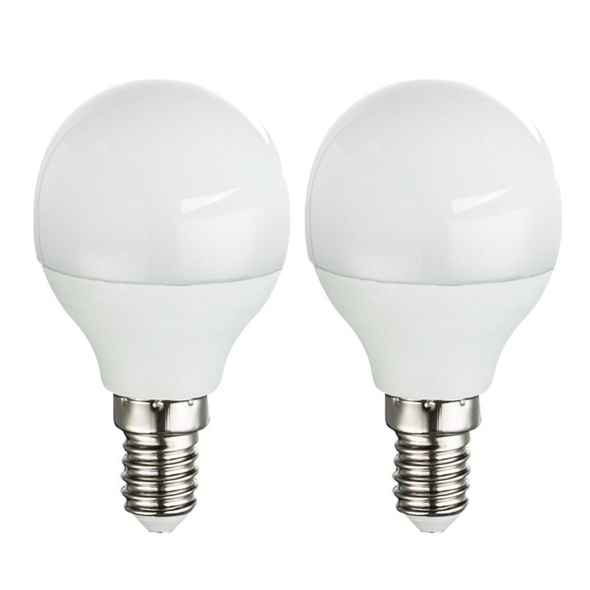 2er Set 3 Watt Led E14 Leuchtmittel Warmweiss Lampen Mobel