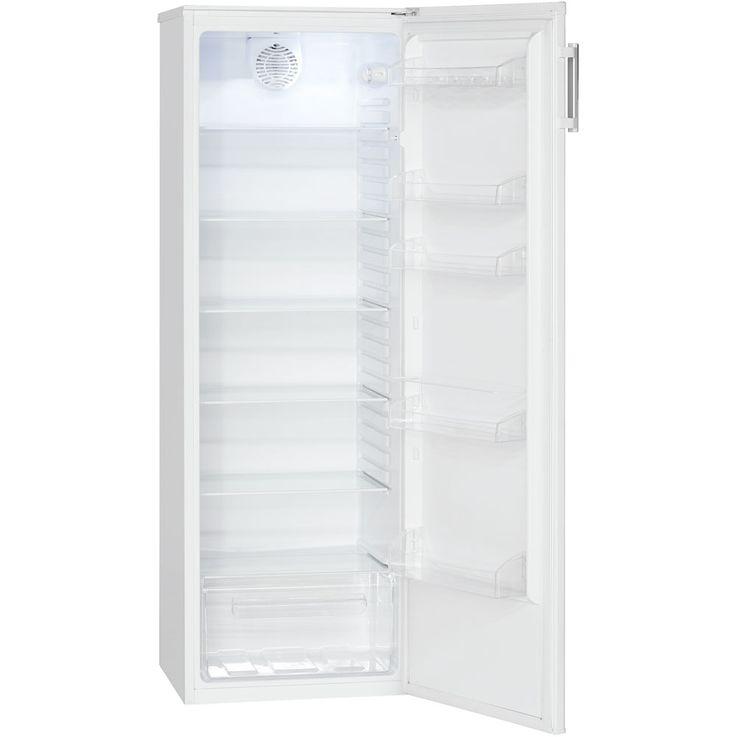Vollraumkühlschrank 300L A++ Abtauautomatik BOMANN VS 3173 weiß LED Flaschenhalterung – Bild 4