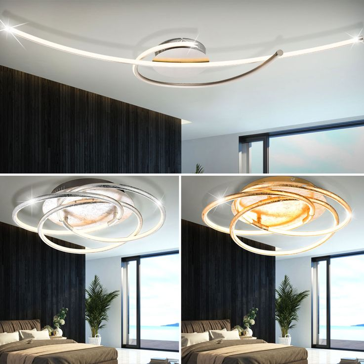 Design LED ceiling lights in different colors BARNA – Bild 2